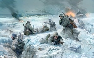 German Infantry Eastern Front 1941-1942
