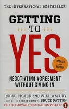 Getting to Yes - William Ury, Roger Fisher