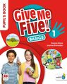 Give Me Five! 1 Pupil`s Book Basic Pack - Joanne Ramsden, Donna Shaw