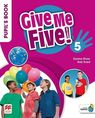 Give Me Five! 5 Pupil`Book Pack - Donna Shaw, Rob Sved
