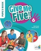 Give Me Five! 6. Pupil`s Book Podręcznik + dostęp do platformy