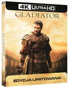 Gladiator (Steelbook 4K Ultra HD) - Ridley Scott