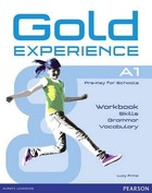 Gold Experience A1 Skills, Grammar, Vocabulary. Workbook Zeszyt ćwiczeń
