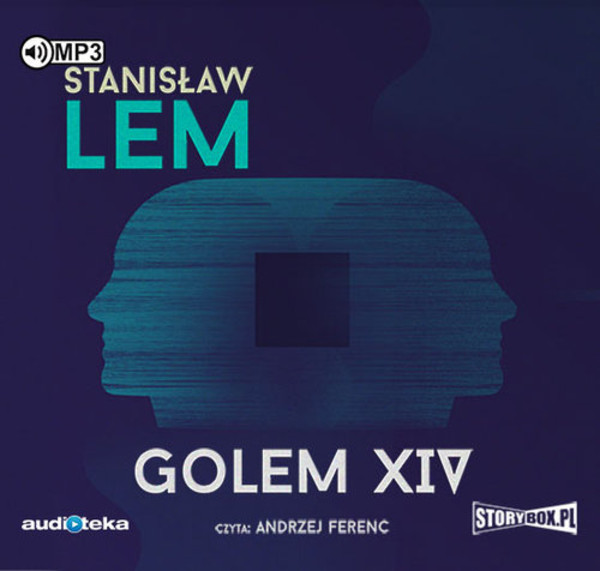 Golem XIV audiobook CD