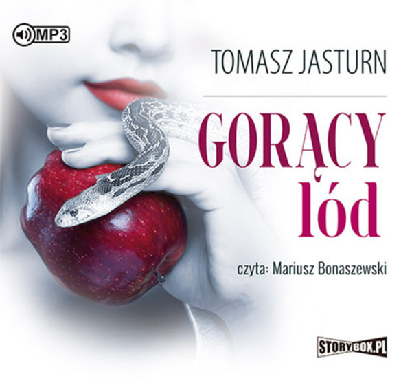 Gorący lód audiobook CD