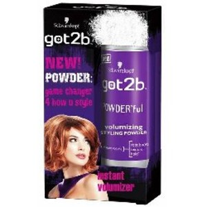 Got2b Volumizing Powder Puder stylizujący