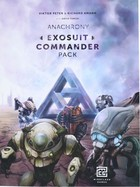 Gra Anachrony: Exosuit Commander (edycja angielska)