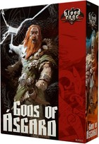 Gra Blood Rage Bogowie Asgardu