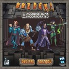 Gra Brzdęk! Legacy: Acquisitions Incorporated Drużyna Zarządu