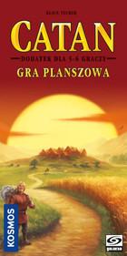 Galakta Gra Catan dla 5-6 graczy (nowa edycja)