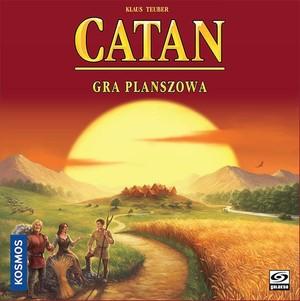 Gra planszowa Catan - Osadnicy z Catanu