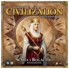 Galakta Gra Civilization Rozszerzenie Sława i Bogactwo