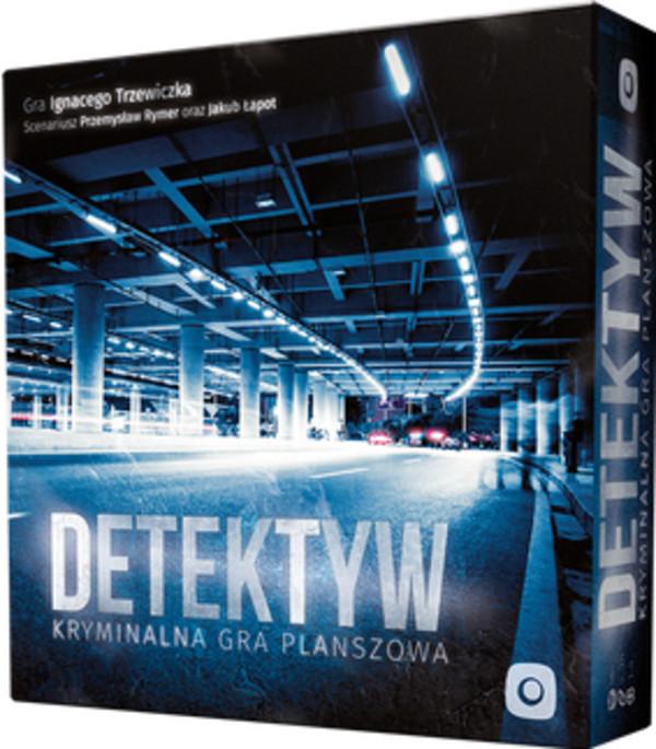Detektyw Kryminalna Gra Planszowa 10678zł Gry Planszowe W