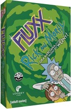 Gra Fluxx Rick and Morty -