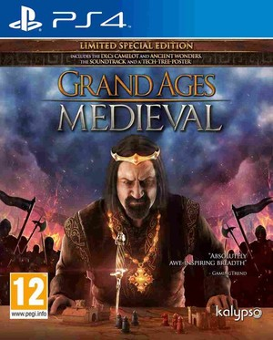 Gra Grand Ages Medival (PS4)