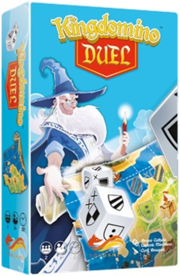 Gra Kingdomino Duel