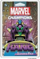 FFG Gra Marvel Champions: The Once and Future Kang Scenario Pack