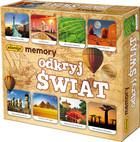 Gra Memory Odkryj Świat