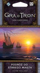 Gra o Tron: Gra karciana - Podróż do Starego Miasta - Druga edycja