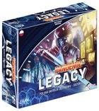 Lacerta Gra Pandemic Legacy (Pandemia) - Edycja niebieska