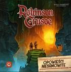 Gra Robinson Crusoe: Opowieści Niesamowite