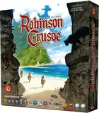 Gra Robinson Crusoe Przygoda na przeklętej wyspie (edycja gra roku)