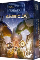 Gra Roll for the Galaxy Dodatek: Ambicja