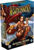 Galakta Gra Runebound III zestaw przygodowy Złocone Ostrze