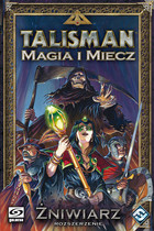 Galakta Gra Talisman: Magia i Miecz - Żniwiarz