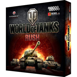 Rebel Gra World of Tanks Rush