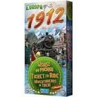 Gra Wsiąść do Pociągu: Europa 1912