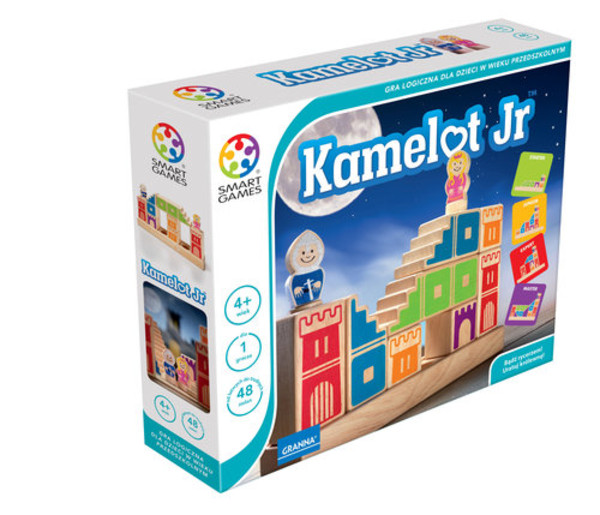 Granna Gra Smart Kamelot Jr 82,88zł - Gry Planszowe w Gandalf.com.pl