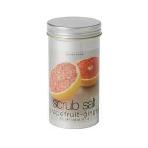 Grapefruit-Ginger Peeling solny do kąpieli