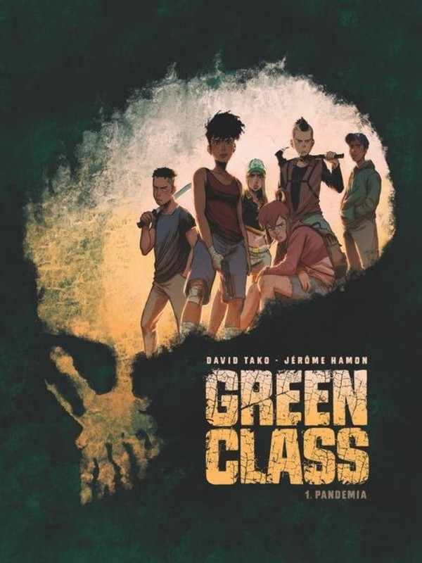Green Class Tom 1 Pandemia
