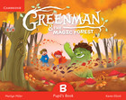 Greenman and the Magic Forest B Pupil's Book with Stickers and Pop-outs - Marilyn Miller, Karen Elliott