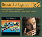 Greetings from Asbury Park N.J. + The Wilde, The Innocent & The E Street Shuffle (Box) - Bruce Springsteen