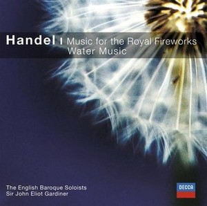 Handel: Music For Royal Fireworks