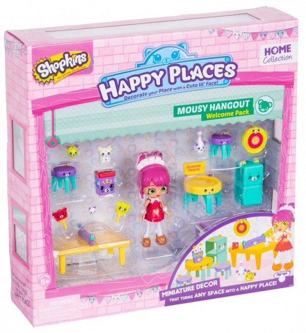 Happy Places S2 Zestaw startowy Mousy Hangout