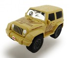 Happy Squeezy Jeep Wrangler Beżowy -