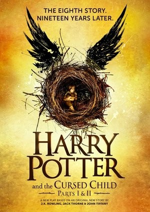 Harry Potter and the Cursed Child Part I and II (wersja angielska)