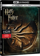 Harry Potter i Komnata Tajemnic (4K Ultra HD) - Chris Columbus