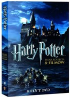 Harry Potter Pełna Kolekcja - Mike Newell, Alfonso Cuaron, Chris Columbus, David Yates