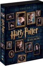 Harry Potter. Pełna Kolekcja 8 Filmów - Mike Newell, Alfonso Cuaron, Chris Columbus, David Yates
