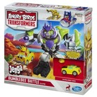 Hasbro Gra Jenga Angry Birds Transformers Bumblebee Bird Battle -