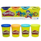 Hasbro Play-Doh 4 tuby Bold Colors -