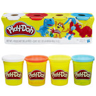 Hasbro Play-Doh 4 tuby Classic Color -