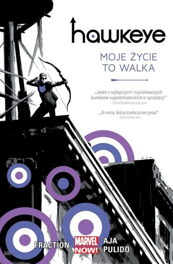 Hawkeye Tom 1 Moje życie to walka Marvel NOW!