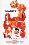 Hawkeye L.A. Woman, - Matt Fraction, Javier Pulido, Annie Wu