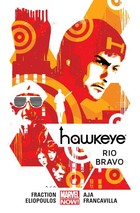 Hawkeye - Francesco Francavilla, Matt Fraction, David Aja, Chris Eliopoulos