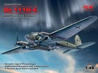 He 111H-6 WWII German Bomber -